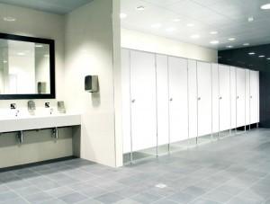 Туалетные перегородки и кабинки