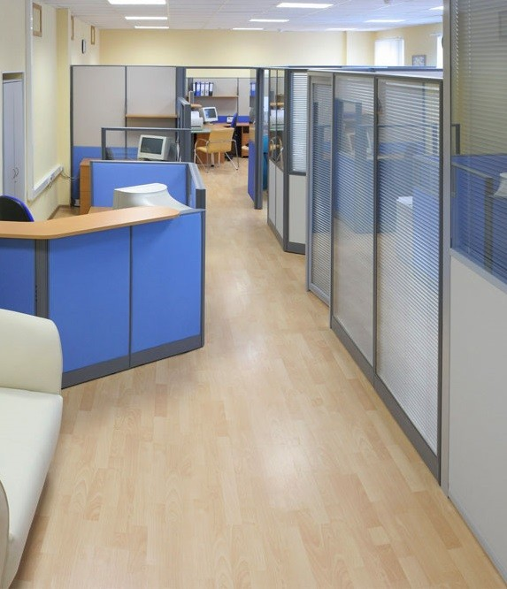 Перегородки офисные для коммерческих организаций